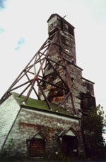 the headframe